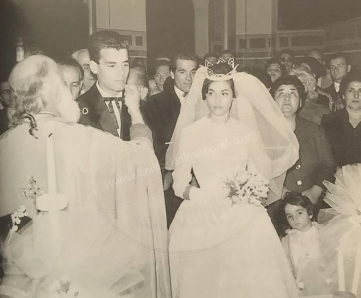 Όταν τ΄αστέρια παντρεύτηκαν: Μάρθα Καραγιάννη καιΜίµης Στεφανάκος