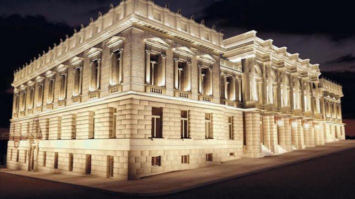 Το εθνικό μας θέατρο
