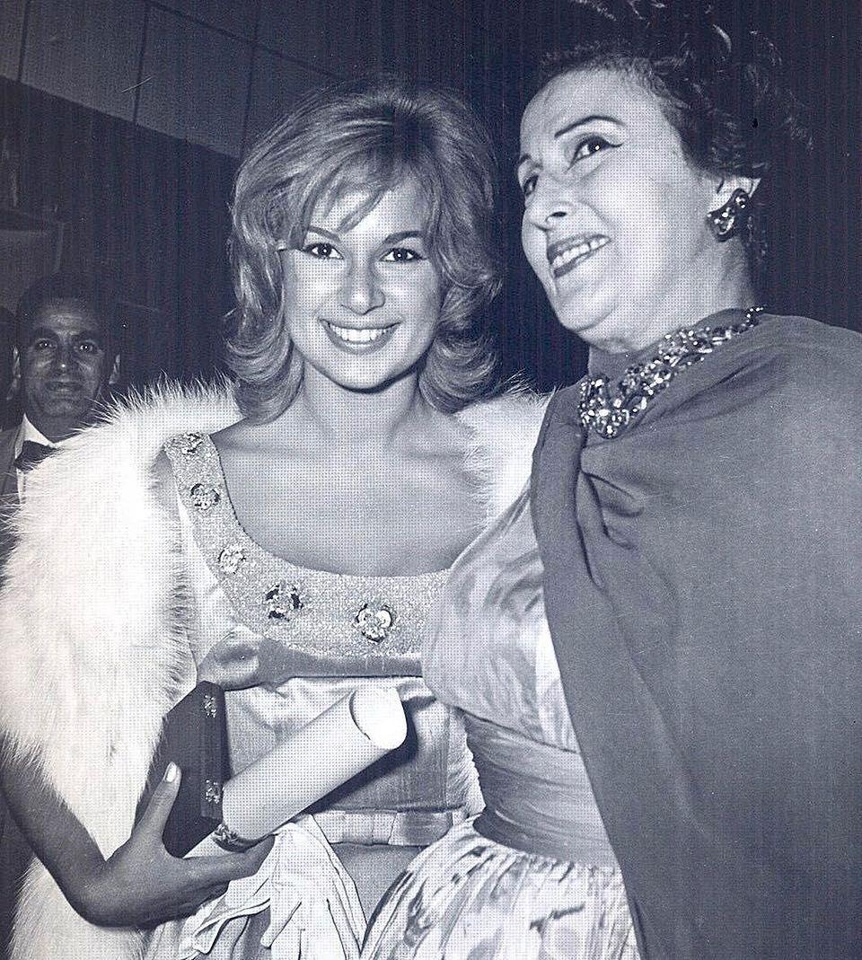 Η κόντρα της Κατίνας Παξινού με την Αλίκη Βουγιουκλάκη