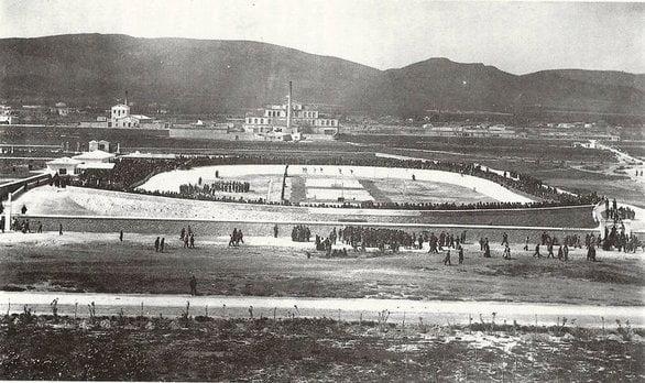 Δείτε πώς ήταν το Γ. Καραϊσκάκης το 1895