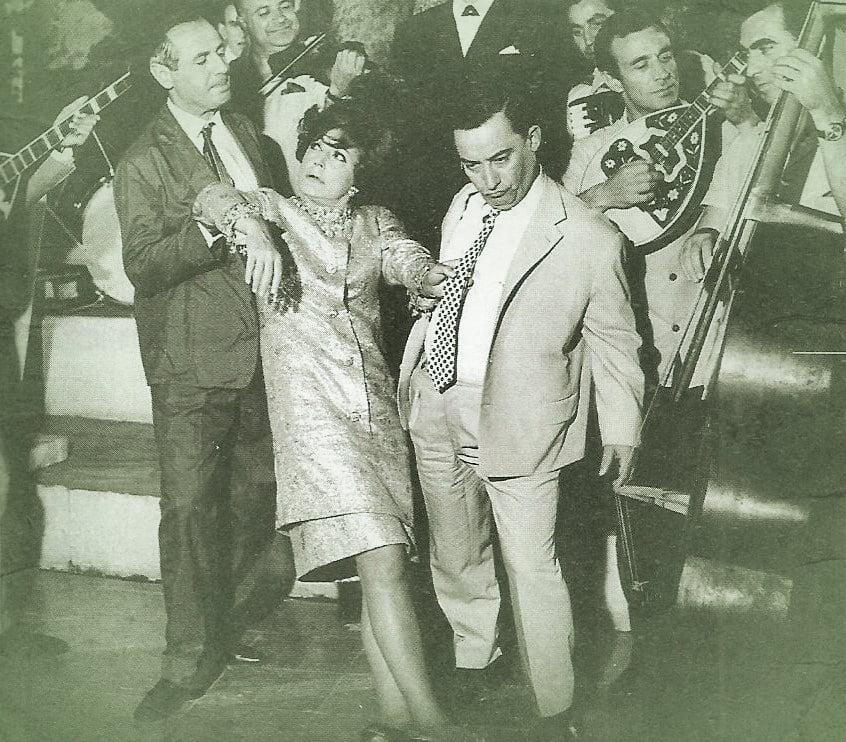 Η βουλευτίνα 1966-1967