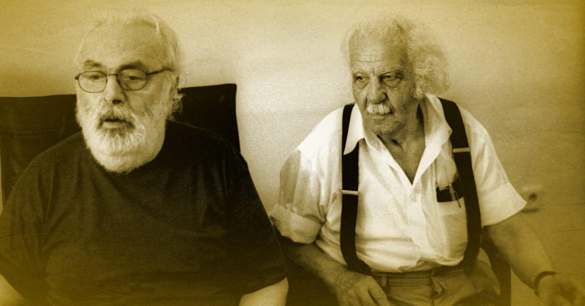 Νίκος Μαμαγκάκης (1929-2013)