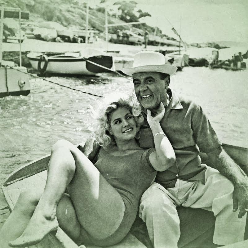 Ο Κλέαρχος η Μαρίνα και ο κοντός 1961-1962