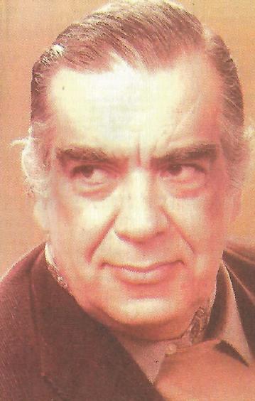 Γιώργος Λαζαρίδης 1927-2012