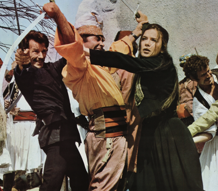 Μαντώ Μαυρογένους 1971-1972