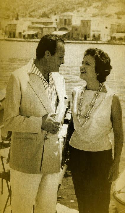 Ταξείδι με τον έρωτα 1959-1960