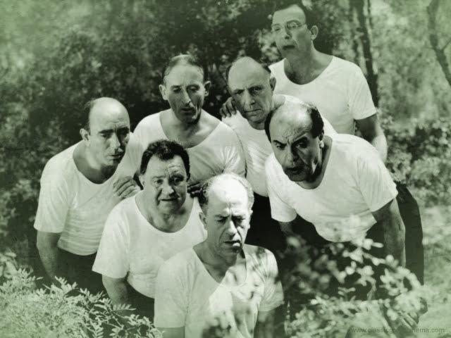 Η Χιονάτη και τα 7 γεροντοπαλλήκαρα 1960-1961