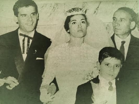 Όταν τ΄αστέρια παντρεύτηκαν το 1960